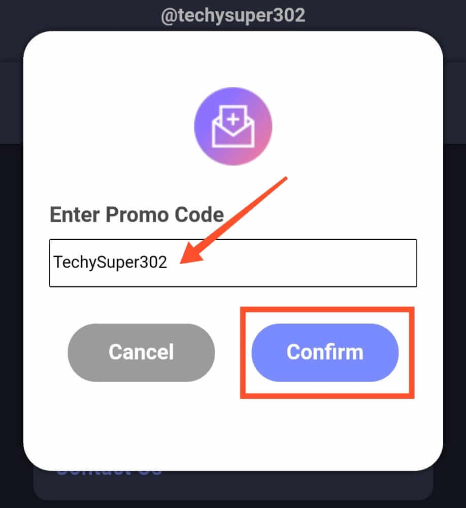 collect stars by using promo code
