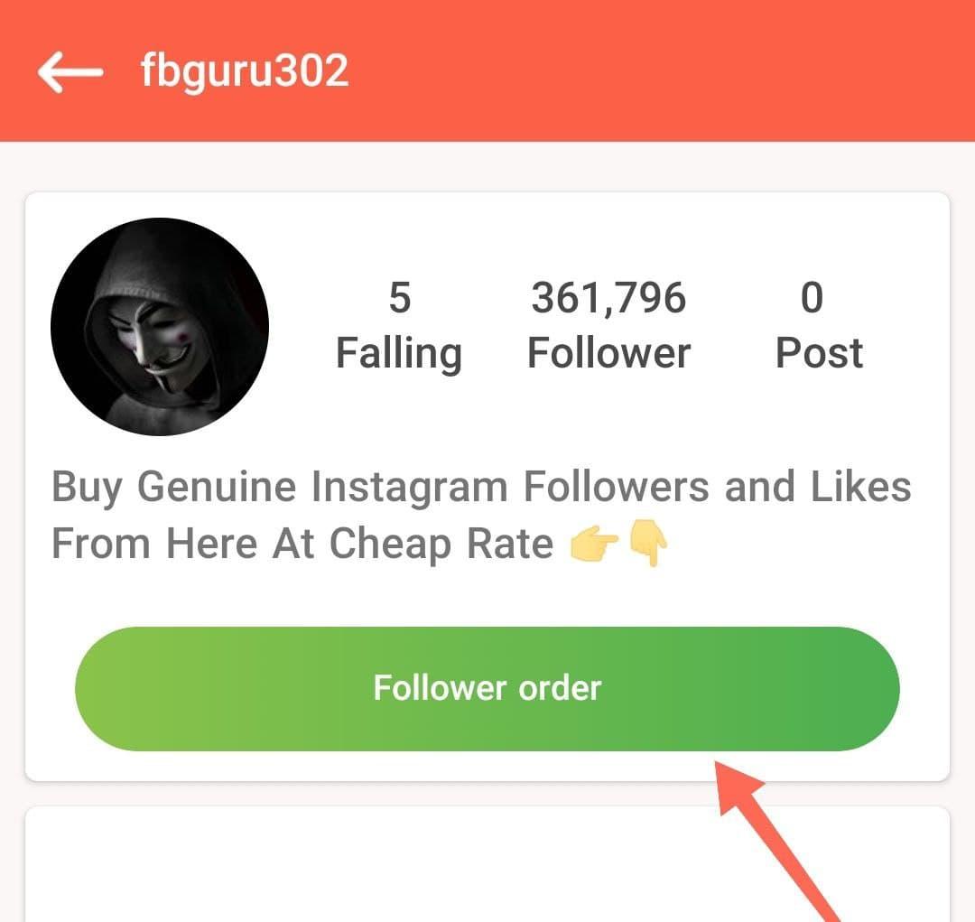 Followers Order